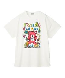 BEAR SOUL オーバーサイズTシャツホワイト