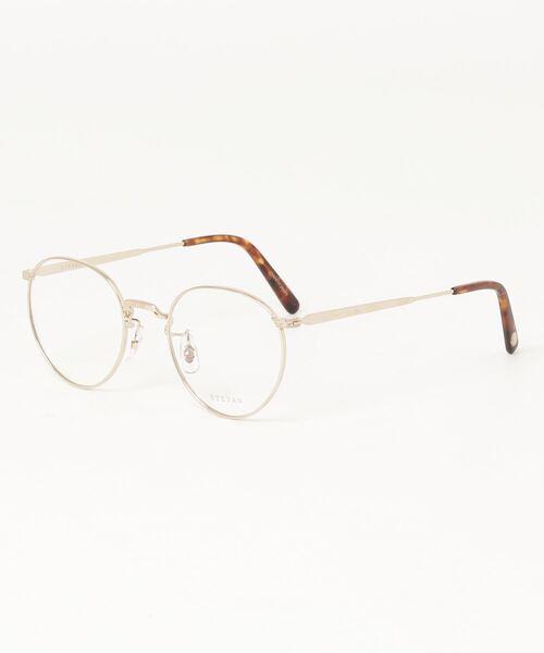 EYEVAN アイヴァン カプセルコレクション CAPSULE COLLECTION メガネ E-0020 G