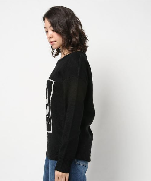 HOLLYWOODMADE/MISS NO.9 PULLOVER!!