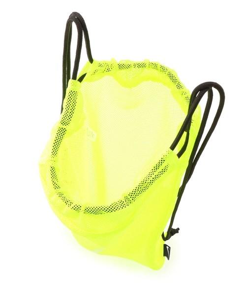 【WEB限定販売】NIKE(ナイキ) メッシュ ドローストリング プールバッグ