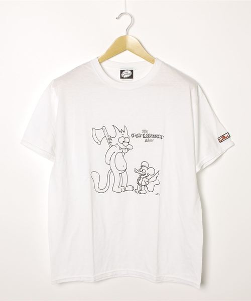 【 The Simpsons /  シンプソンズ 】  ITC&SC Tシャツ