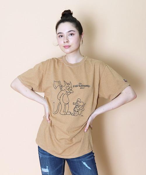 【 simpsons / シンプソンズ  ITC&SC Tシャツ