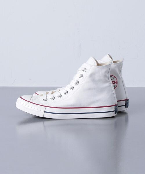【WOMENS】<CONVERSE ADDICT(コンバース アディクト)>COACH CANVAS HI スニーカー ■■■