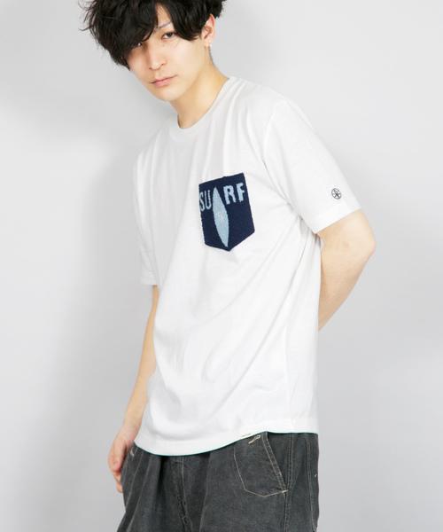 【代引可】 【セール】BG -/さがら刺繍ポケットTシャツ(Tシャツ -/カットソー)|CERCA(チェルカ)のファッション通販, ブティックVR:2bac9b3c --- steuergraefe.de
