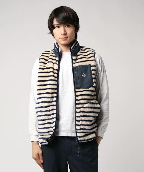 格安販売中 Reversible Fur Fur Vest// Vest リバーシブルファーベスト(ベスト)|ALDIES(アールディーズ)のファッション通販, クニガミソン:d7ce7cdd --- heimat-trachtenbote.de