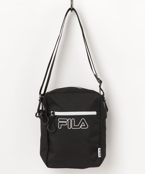 【FILA】フィラ リップポリ縦型ショルダーバッグ
