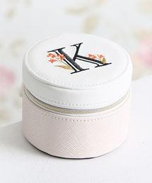 Afternoon Tea(アフタヌーンティー)のイニシャルジュエリーケース(収納グッズ)