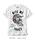 Tract(トラクト)の「SKULL BITE(Tシャツ/カットソー)」|ホワイト
