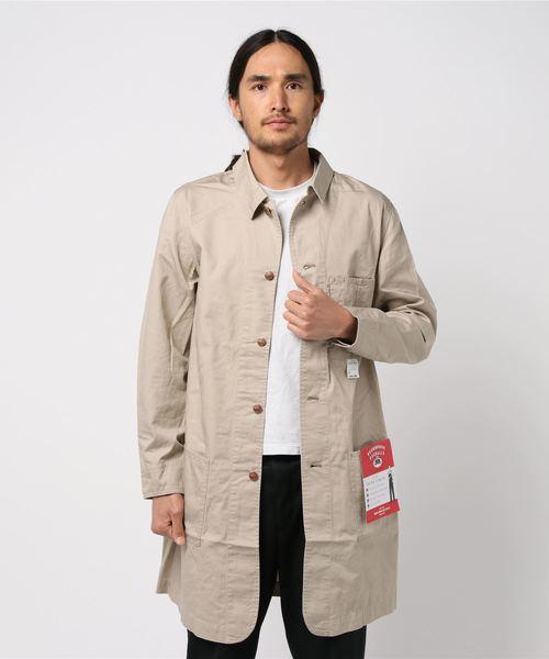 ROUND HOUSE Shop Coat