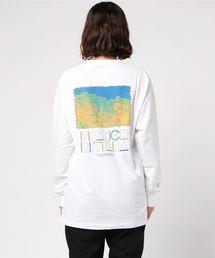 【Reception】L'Esterel 長袖Tシャツ WOMEN(Tシャツ/カットソー)
