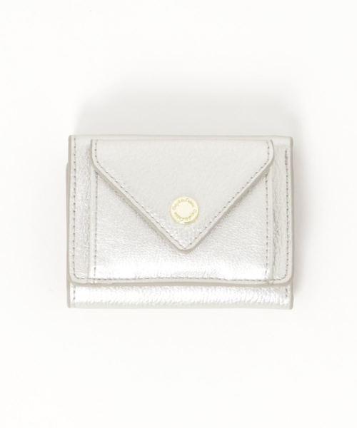 71a038daabbc and it_(アンドイット)の【Paquet du Cadeau】ロゴ刻印カシメ メール
