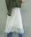 select MOCA(セレクトモカ)の「ウエストゴム裏地付き裾ひげレースデザインひざ丈総レース細プリーツスカート(スカート)」|詳細画像