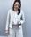 PICCIN(ピッチン)の「【WEB限定】綾織りツイードノーカラージャケット(スーツジャケット)」|詳細画像