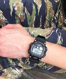 CASIO(カシオ)のCASIO カシオ/ デュアルタイム デジタルクォーツ 腕時計 W-735H(腕時計)