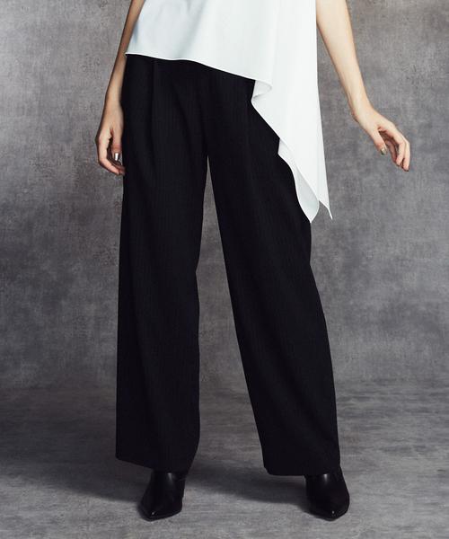 お見舞い Sov. STANDARD/ソリビアシャドーストライプパンツ(パンツ) DOUBLE STANDARD CLOTHING(ダブルスタンダードクロージング)のファッション通販, 経典:46f3be2a --- pyme.pe