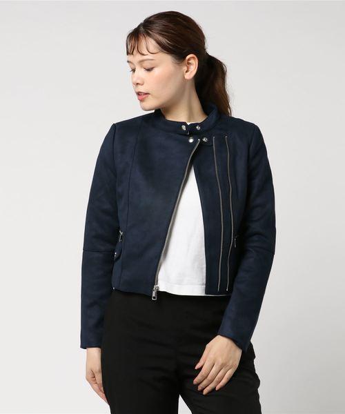 新品?正規品  ヴィーガンスエード バイカージャケット(ライダースジャケット)|BANANA REPUBLIC(バナナリパブリック)のファッション通販, イチカワチョウ:142f26ae --- skoda-tmn.ru
