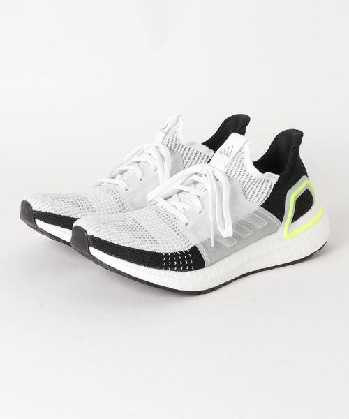 世界的に有名な adidas 19 アディダス エンター,adidas UltraBOOST 19 ウルトラブースト UltraBOOST EF1344 WHT/GRY(スニーカー)|adidas(アディダス)のファッション通販, ディーライズ:d89e3378 --- skoda-tmn.ru