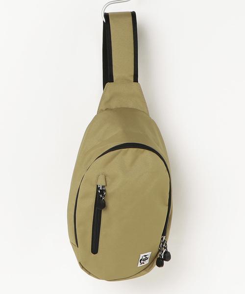 CHUMS(チャムス)の「【CHUMS】Eco One Shoulder Pack(ボディバッグ/ウエストポーチ)」|サンドベージュ