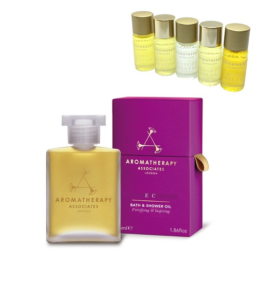 Aromatherapy Associates / アロマセラピー アソシエイツ エンカレッジ バスアンドシャワーオイル