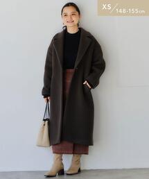 【WEB限定】[XS/H148-155�p]FAbRICA チェスター コート
