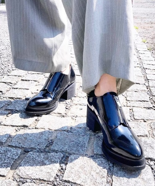 【日本産】 Jeffreyセンタージッパーマニッシュシューズ(その他シューズ)|Jeffrey Campbell(ジェフリーキャンベル)のファッション通販, 豊津町:19a48d46 --- 5613dcaibao.eu.org