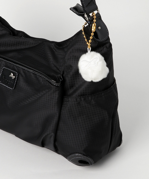 【Kanana project Collection】 カナナプロジェクトコレクション エール ゆったりサイズ軽量ショルダーバッグ