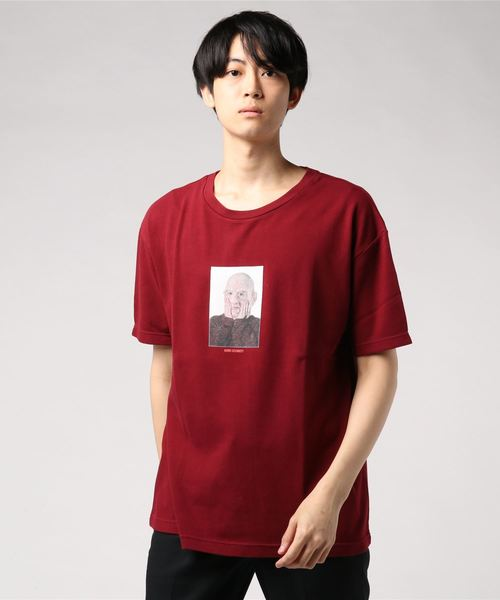 SUB-AGE. T-SHIRT 7 (18AW-SATS-07)