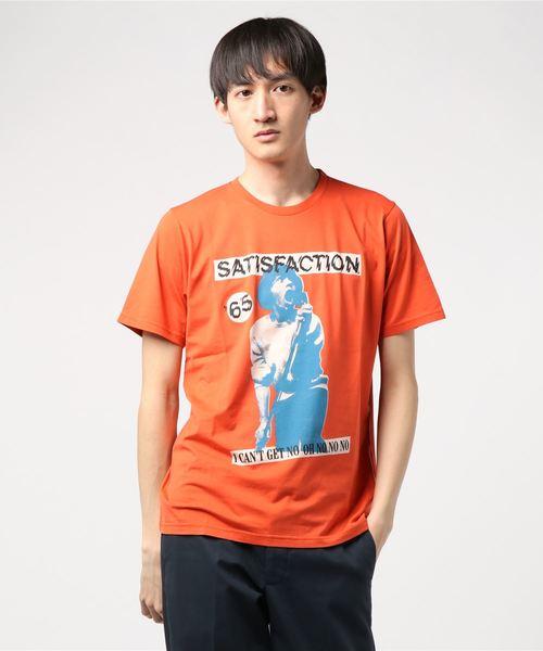 大勧め THE ROLLING STONES/MICK COPENHAGEN COPENHAGEN 1965 pt Tシャツ(Tシャツ ROLLING/カットソー) pt HYSTERIC GLAMOUR(ヒステリックグラマー)のファッション通販, 昭和3年創業せんべいの田中屋:8f0911b8 --- icsbestway.ru
