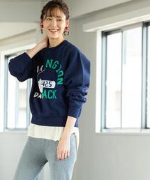 【ムック本掲載】SUNNY SPORTS(サニースポーツ)別注× coen (コーエン)リメイク風スウェット(トレーナー)