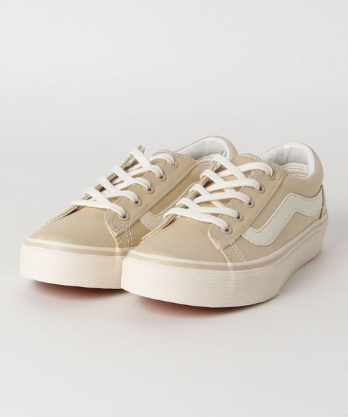 VANS ヴァンズ V359CL+ RIPPER BEIGE/OFF WHITE