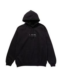 N-HOOLYWOOD.COM EXCLUSIVE HOODED SWEATSHIRTブラック