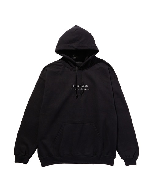 N-HOOLYWOOD.COM EXCLUSIVE HOODED SWEATSHIRT