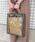 minia(ミニア)の「バンブークリアバッグ [minia] ≪2019AW新色登場≫ 【 雑誌掲載 / リンネル 8月号 mina3月号 】(トートバッグ)」|詳細画像
