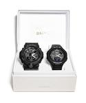 Gショック × ベビーG ペアモデル G-SHOCK × BABY-G Pair Model / G-SQUAD(ジー・スクワッド) / GBA-800-1AJF × BSA-B100-1AJF(腕時計)