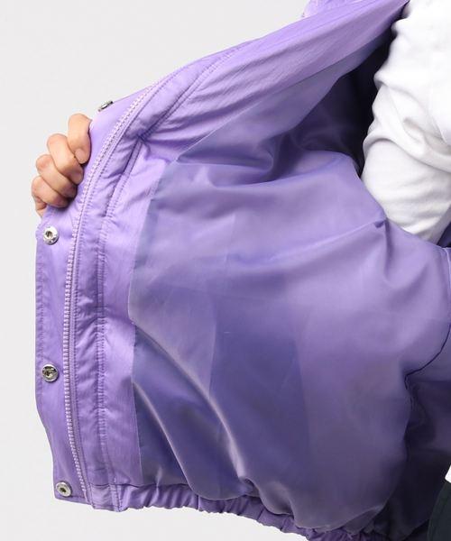 [ViVi12月号 otonaMUSE12月号掲載]中綿カラージャケット