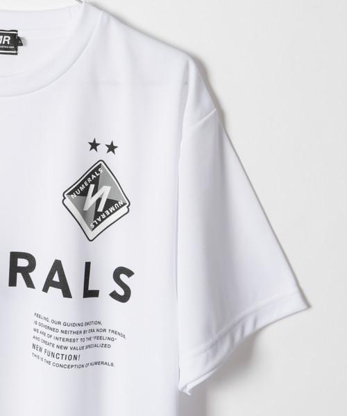 [NUMERALS]スーベニアロゴTシャツ