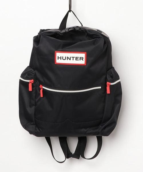 【HUNTER/ハンター】ORIGINAL BACKPACK NYLON UBB6017ACD オリジナル トップクリップ バックパック/リュック-ナイロン