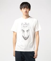 THE GHOST WOLVES/EAR pt Tシャツ