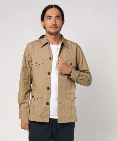 お気にいる 【セール】RING JACKET/オープンカラー マルチポケットシャツブルゾン(ブルゾン) RING JACKET(リングジャケット)のファッション通販, 人気ブランドを:69e6feca --- blog.buypower.ng