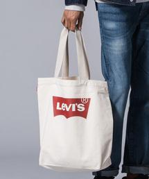 Levi's(リーバイス)のLEVI'S(R) ACCESSORY バットウィングトートバッグ ECRU(トートバッグ)