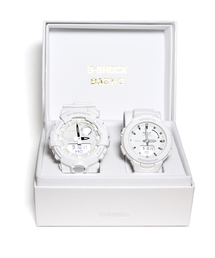 Pair Model / G-SQUAD(ジー・スクワッド) / GBA-800-7AJF × BSA-B100-7AJF(腕時計)