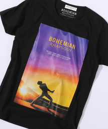 AMERICAN RAG CIE(アメリカンラグ シー)のボヘミアンラプソディ コラボTシャツ Sunset Bohemian Rhapsody Movie T-Shirt / アメリカンラグシー AMERICAN RAG CIE(Tシャツ/カットソー)