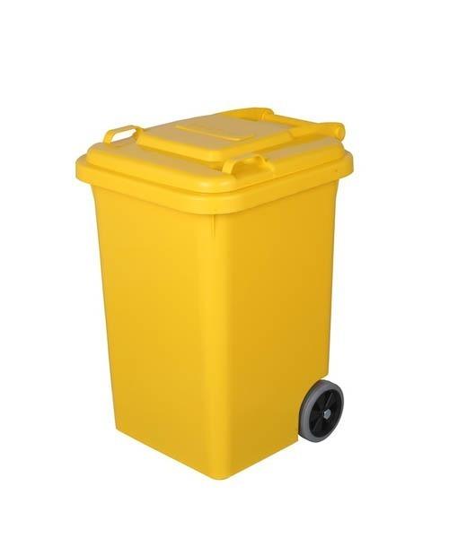 PLASTIC TRASH CAN 45L