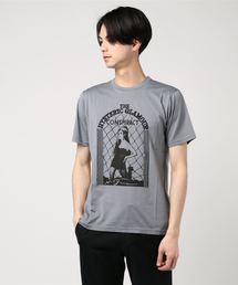 NIAGARA/CONSPIRACY pt Tシャツグレー