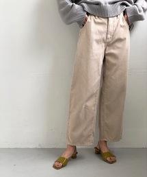 """TODAYFUL(トゥデイフル)のTODAYFUL(トゥデイフル) """"Corduroy Ankle Pants""""コーデュロイアンクルパンツ/11920702(パンツ)"""