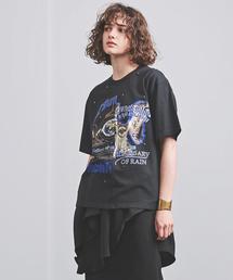 <MUVEIL(ミュベール)>ロック Tシャツ ■■■
