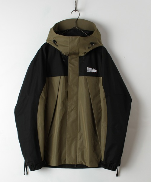 【FIRST DOWN USA】ファーストダウン USA MOUNTAIN HOODIE/2021 SPRING