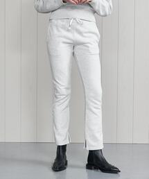 <H>COTTON SWEAT PANTS/パンツ