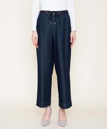 Moname(モナーム)のMoname   イージー ワイド デニムパンツ   EASY PANTS(イージーパンツ)/41171202(デニムパンツ)