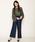 Moname(モナーム)の「イージー ワイド デニムパンツ - EASY PANTS(デニムパンツ)」|詳細画像
